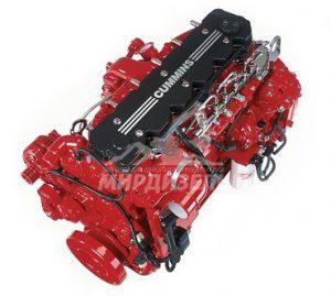 двигатель cummins b6.7