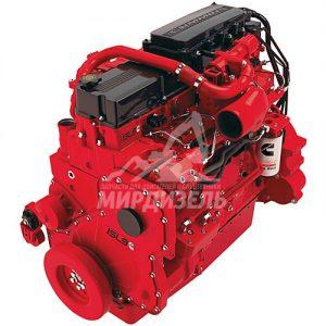 isl9 cummins камминс двигатель