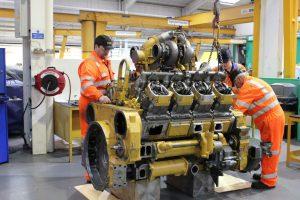 ремонт дизельных двигателей в Екатеринбурге