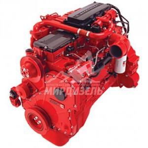 Дизельный двигатель Cummins QSC8.3
