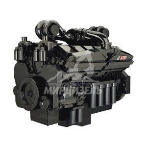 cummins kta-38 дизельный двигатель каминс