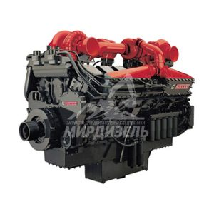 cummins kta-50 дизельный двигатель каминз