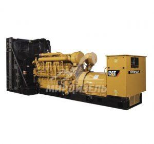 caterpillar 3512 1KZ дизельный двигатель