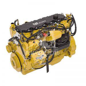 Caterpillar C7 дизельный двигатель