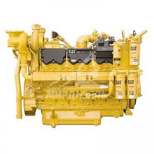 Caterpillar C27 Дизельный двигатель