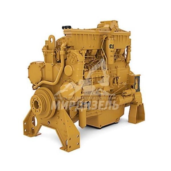 Caterpillar 3406 дизельный двигатель