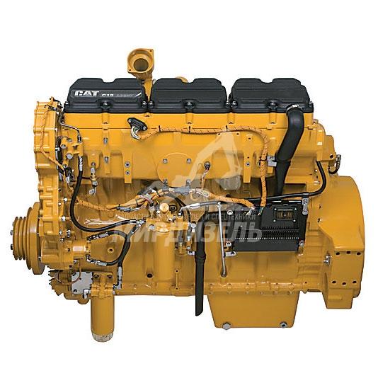 дизельный двигатель caterpillar c18 катерпиллар Ц18
