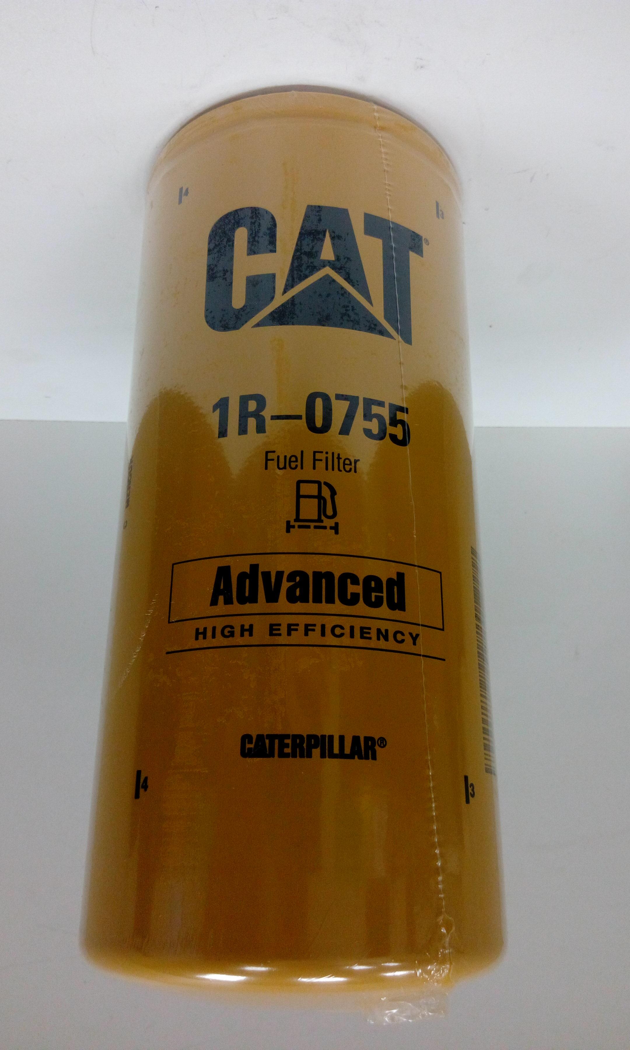 Фильтр топливный 1R-0755 (1R0755) для Caterpillar (CAT)