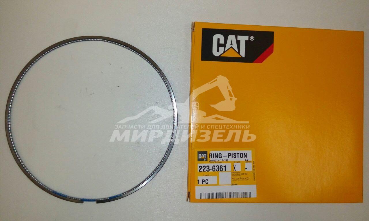 2206ce53-5Маслосьемное поршневое кольцо 223-6361 (2236Маслосьемное поршневое кольцо 223-6361 (2236361 Caterpillar)