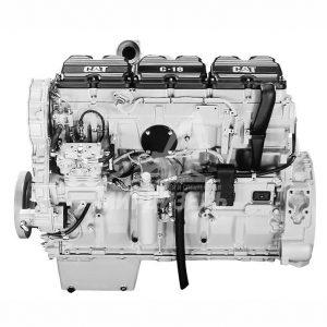 Запчасти для двигателя Caterpillar C16 (CAT C16)