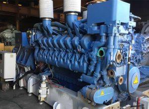 Ремонт двигателей Detroit Diesel, MTU (Детройт Дизель, МТУ)