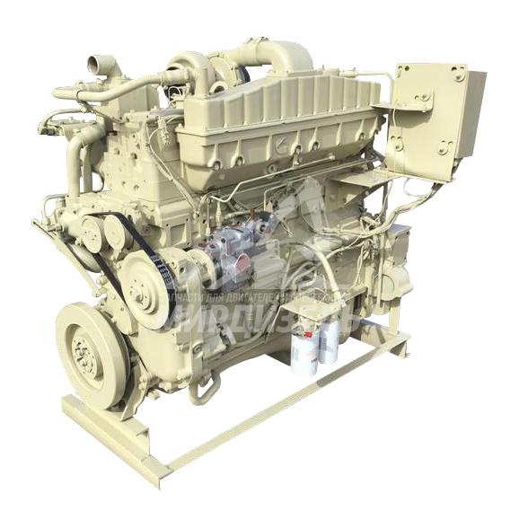 ремонт дизельного двигателя камминс CUMMINS NTA855