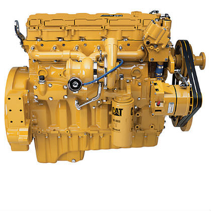 ремонт дизельного двигателя Caterpillar c9 Катерпиллер с9