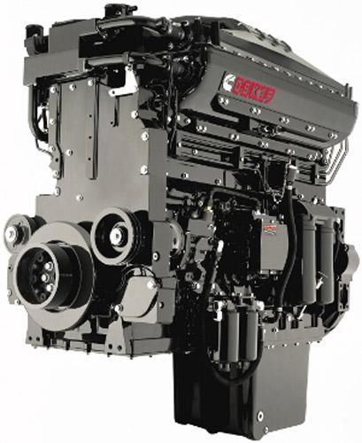 ремонт дизельного двигателя cummins камминс qsk 19
