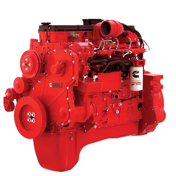 ремонт дизельного двигателя cummins камминс qsl