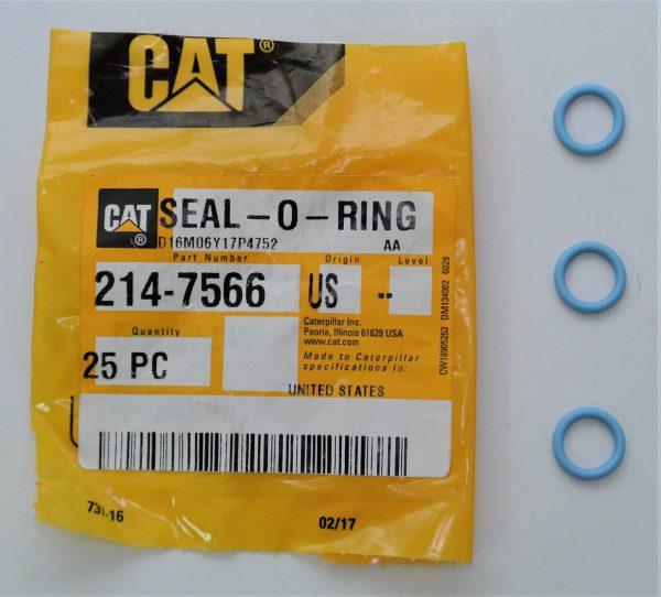 О-кольцо для Caterpiller (Катерпиллер), номер запчасти 214-7566, 2147566