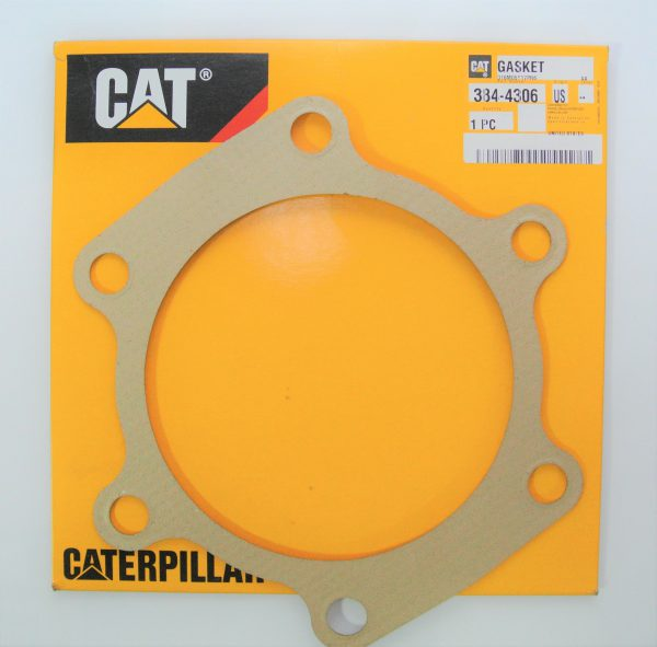 Уплотнение турбины для Caterpiller (Катерпиллер), номер запчасти 384-4306, 3844306