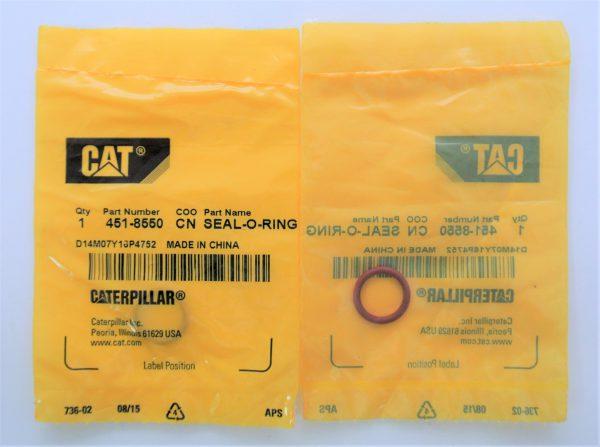 Уплотнение удл трансформатора для Caterpiller (Катерпиллер), номер запчасти 451-8550, 4518550