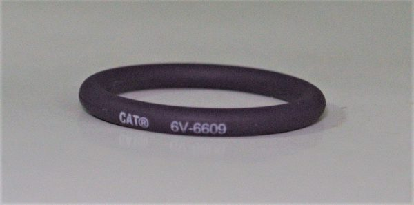О-кольцо для Caterpiller (Катерпиллер), номер запчасти 6V-6609, 6V6609