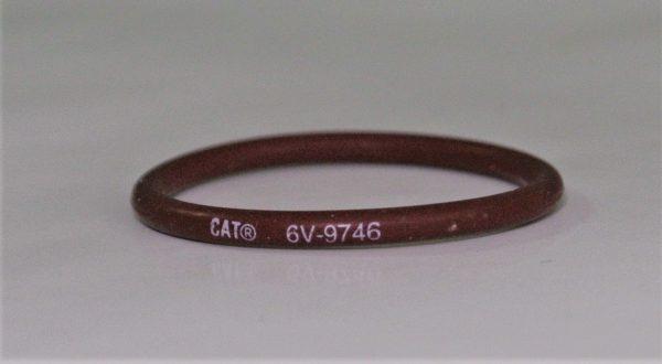 О-кольцо для Caterpiller (Катерпиллер), номер запчасти 6V-9746, 6V9746