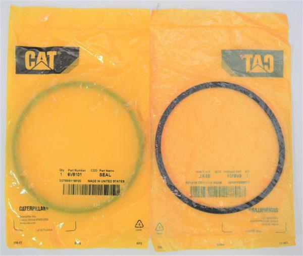 О-кольцо для Caterpiller (Катерпиллер), номер запчасти 6V-5101, 6V5101
