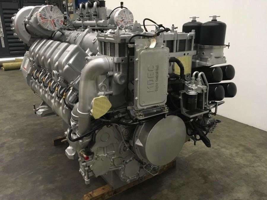 12v400 mtu ремонт двигателя