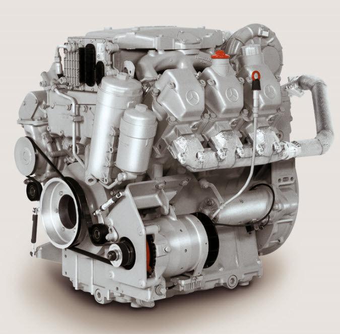 Detroit Diesel 16V92 ремонт двигателя