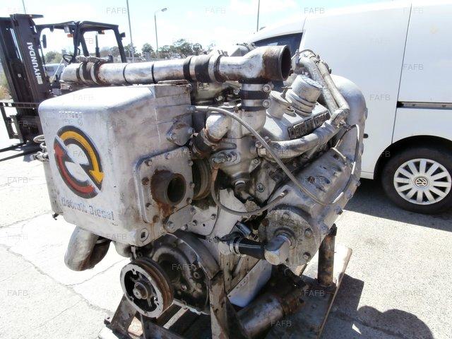 Detroit Diesel 6V92 ремонт двигателя