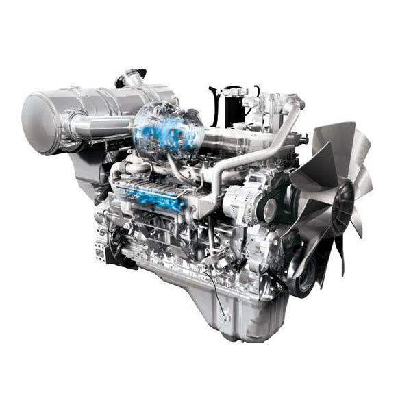 ремонт двигателя komatsu s6d108