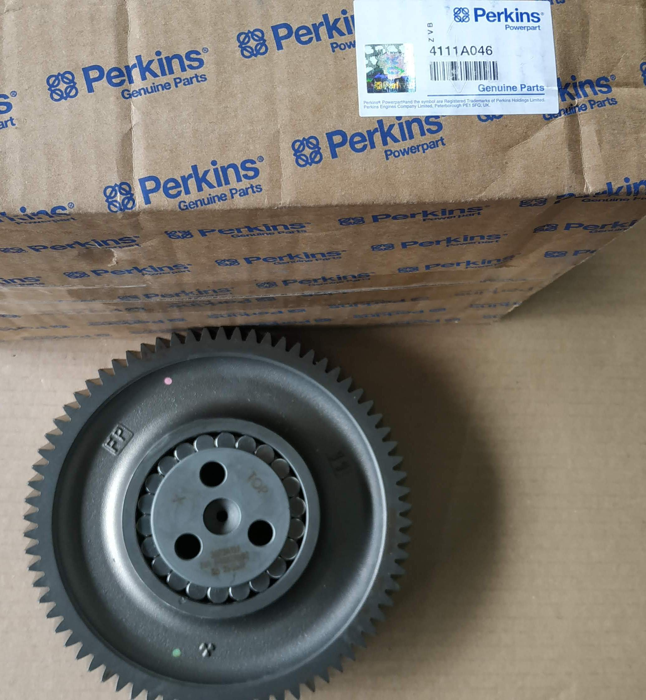 Промежуточная шестерня 4111A046 для Perkins (Перкинс)