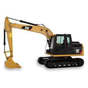 Экскаватор CAT 313