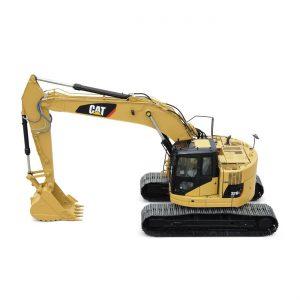 экскаватор CAT 321